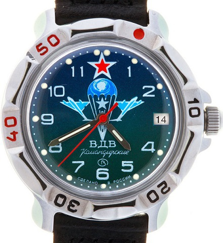 """Купить Наручные часы Восток """"Командирские"""" 811818 по доступной цене"""