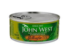 Филе тунца в оливковом масле John West, 160г