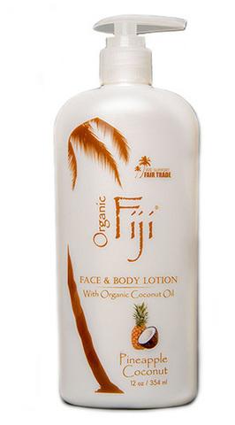 Питательный кокосовый лосьон для лица и тела