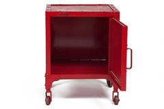 Тумба Secret De Maison Сайв (SAFE) ( mod. M-356 ) — красный