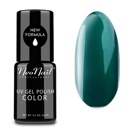 NeoNail Гель лак UV 6ml Lush Green №3778-1