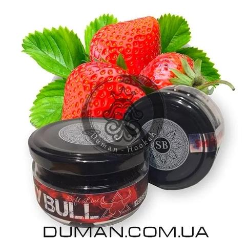 Табак Smoky Bull Strawberry (Смоки Булл Клубника) |Soft