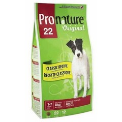 Pronature Original 22 Adult All Breeds Lamb and Rice