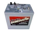 Аккумулятор тяговый DEKA 8GGC2 ( 6V 147Ah / 6В 147Ач ) - фотография