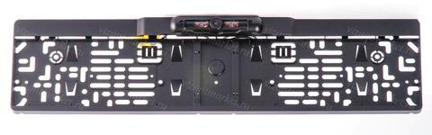 Камера заднего вида в номерном знаке AXPER RMCM-25
