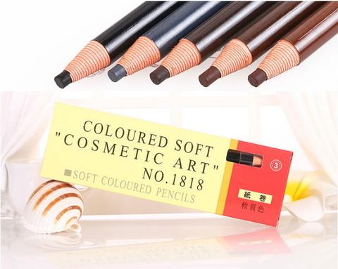 Самозатачивающиеся карандаши COSMETIC ART