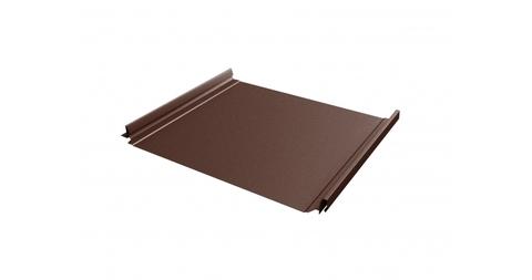 Фальцевая кровля Кликфальц Pro RAL 8017 Шоколад