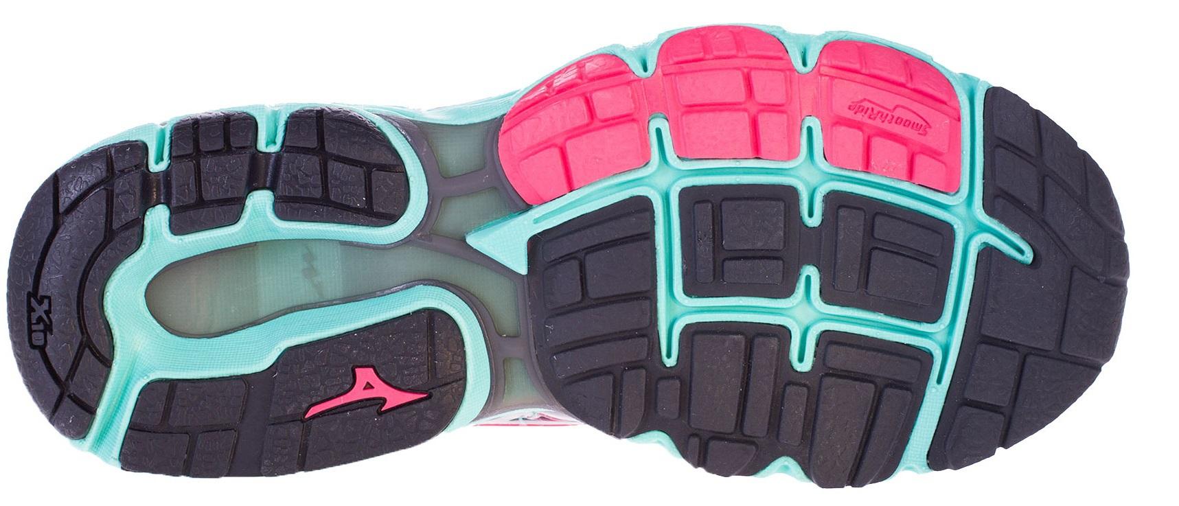 Mizuno Wave Inspire 11 Кроссовки для бега женские