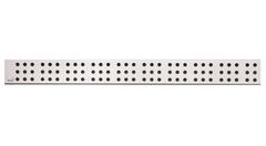 Накладная панель для душевого лотка 65 см Alcaplast Cube-650M фото