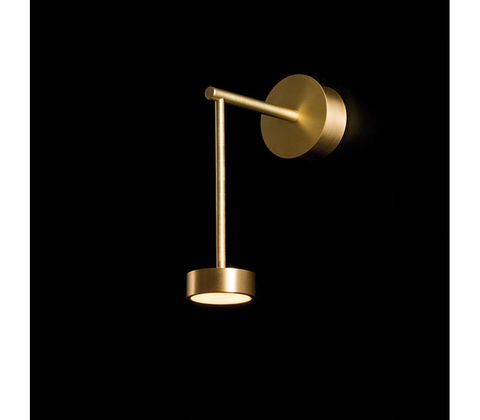 Wall lamp Softspot by Giopatto & Coombes