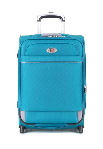 aba05286dcc9 Недорогие тканевые чемоданы на 2 колёсах от производителя «4Roads»