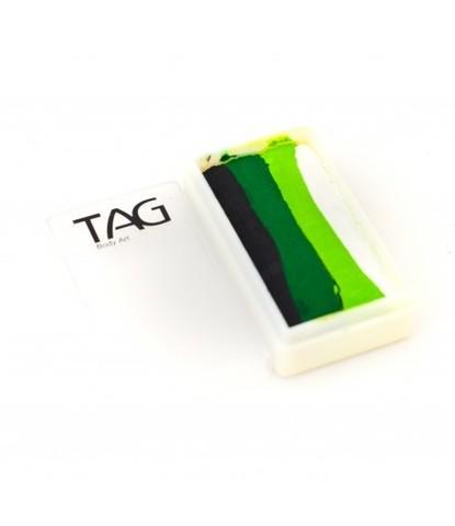 Аквагрим TAG 30 гр Сплит-кейк зеленый луг