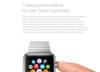 Купить Часы Apple Watch Sport 42мм (цвет голубой) по доступной цене
