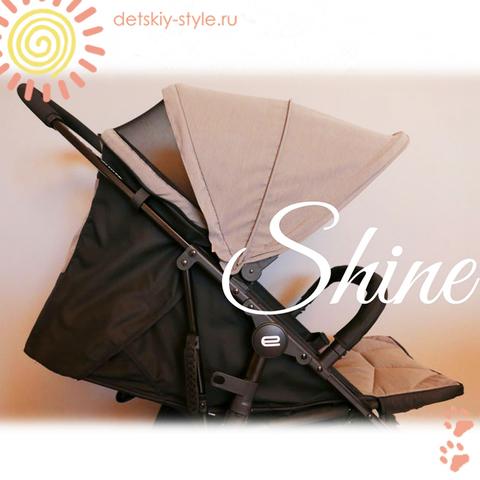 "Прогулочная Коляска Espiro ""Shine"" (Эспиро)"