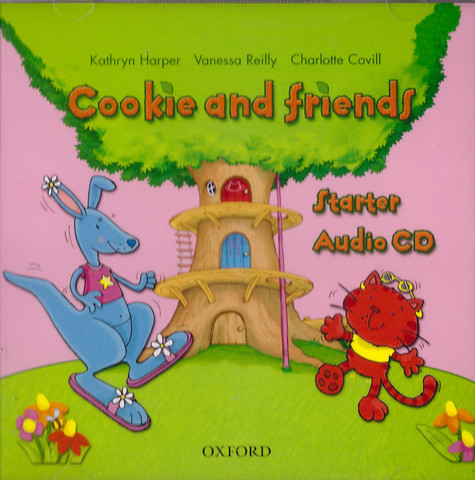 Cookie and Friends Starter Audio CD