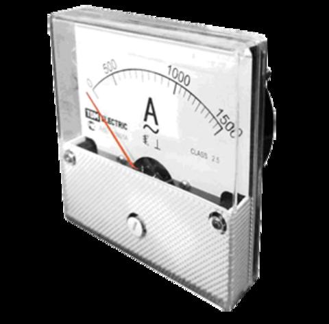 Амперметр А80 1000А/5А-2,5 (поверенный), TDM