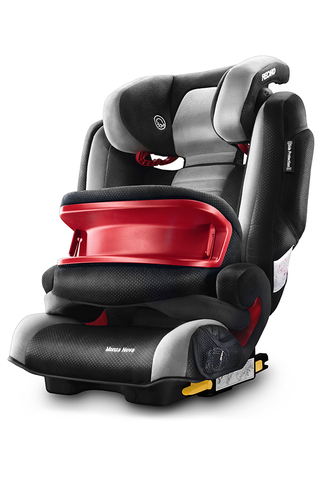 Автокресло детское RECARO Monza Nova IS Seatfix Graphite (6148.21208.66)