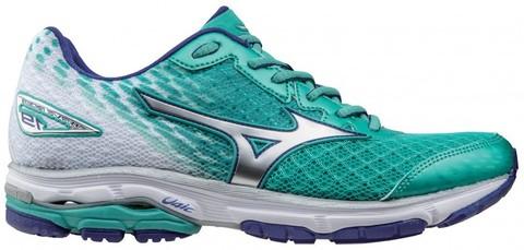 MIZUNO WAVE RIDER 19 женские беговые кроссовки