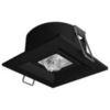 Светодиодные аварийные встраиваемые светильники для коридоров Lovato P/C Awex – черный корпус