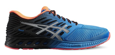 Asics FuzeX Мужские кроссовки для бега голубые