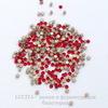 2058 Стразы Сваровски холодной фиксации Light Siam ss 5 (1,8-1,9 мм), 20 штук (WP_20140814_12_32_45_Pro)