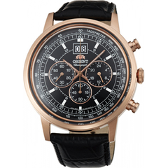 Мужские часы Orient FTV02002B Chrono