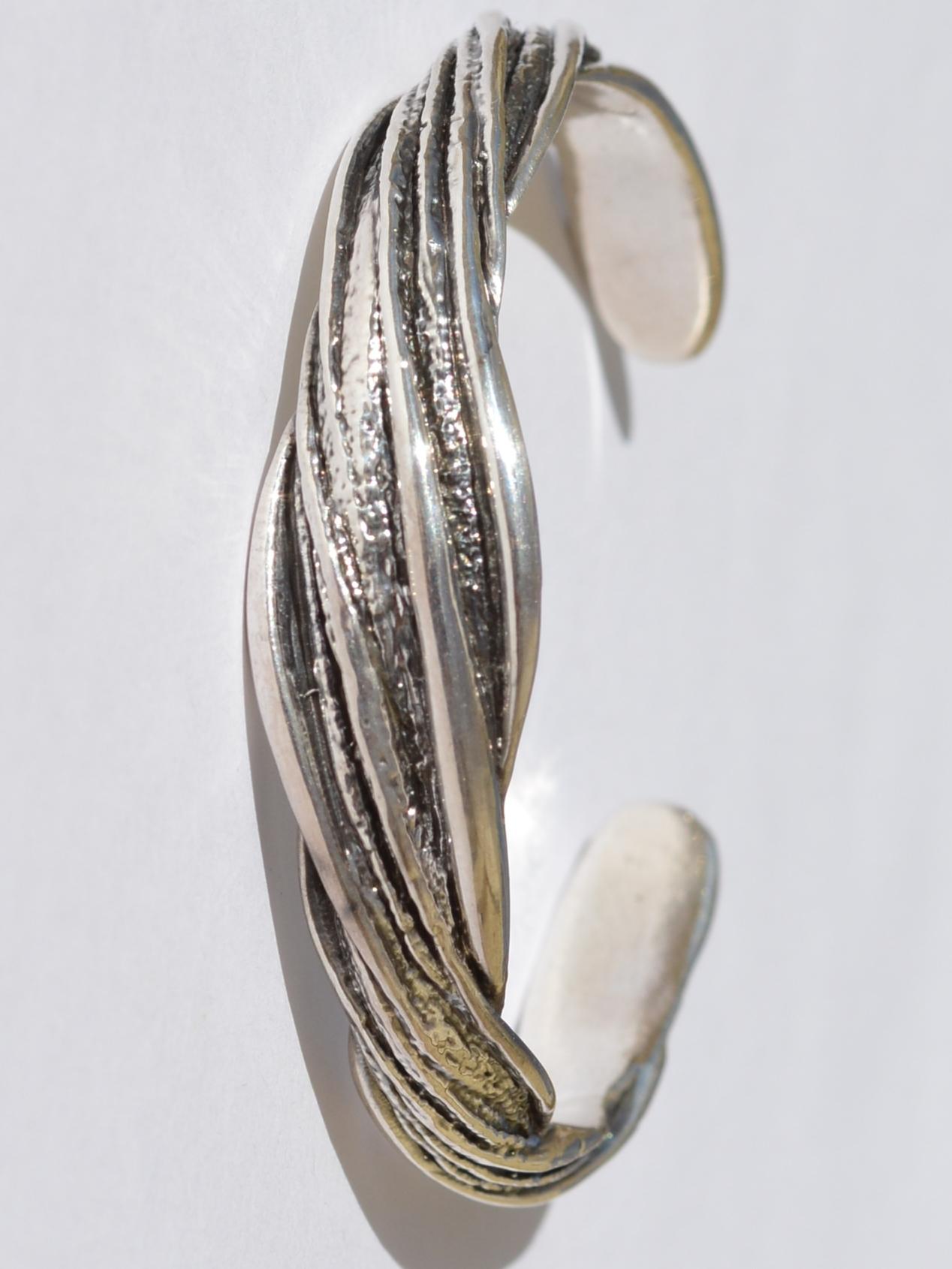 Фукра малый (браслет из серебра)