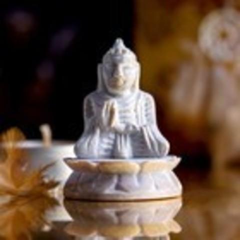 Статуэтка Шива, камень (Индия)