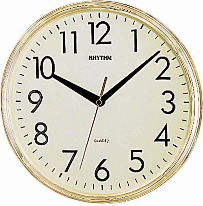 Настенные часы Rhythm CMG716BR18