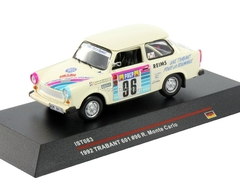 Trabant 601 №96 Rally Monte Carlo E.Fresquet-V.Fresquet 1992 IST083 IST Models 1:43