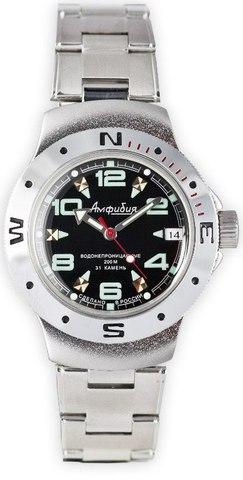 """Купить Наручные часы Восток """"Амфибия"""" 060334 по доступной цене"""