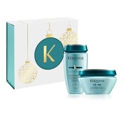Подарочный набор для поврежденных волос Kerastase Resistance