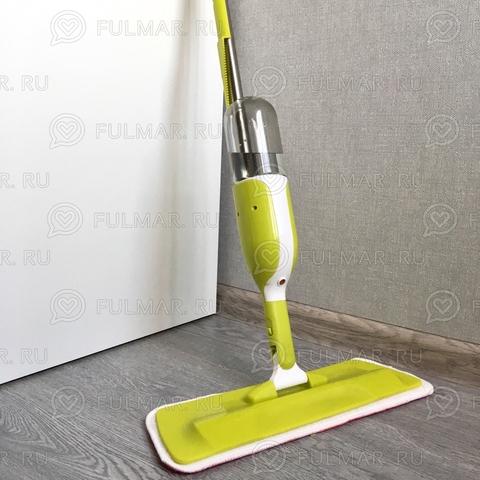 Умная швабра с распылителем 2 в 1 Spray Mop