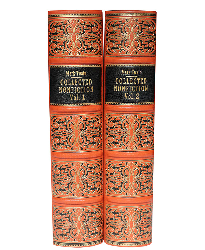 Twain M. Collected Nonfiction in 2 volumes