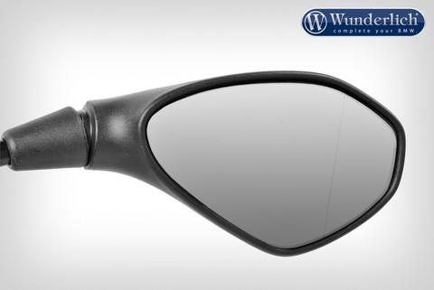 Более безопасное зеркало заднего вида с правым хромом