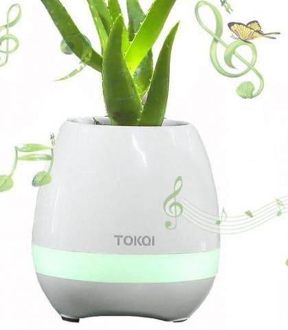 Умный музыкальный горшок для цветов – Smart Music Flowerpot