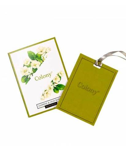 Ароматическая карточка Жасмин и дерево уд, Wax Lyrical