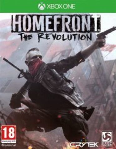 Microsoft Xbox One Homefront: The Revolution. Day One Edition (русская версия)