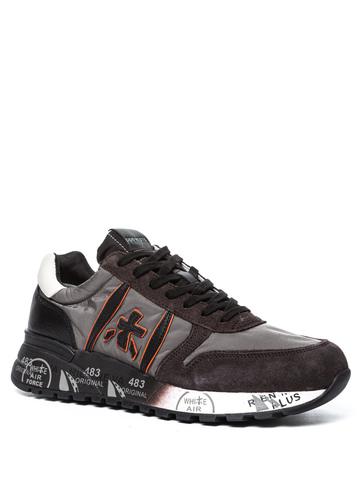 Комбинированные кроссовки Premiata Lander 4149