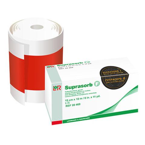 Заживляющая повязка Suprasorb F рулон 15см x 10м