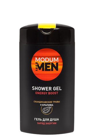Modum for men Гель для душа Заряд энергии 250г