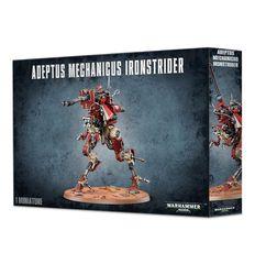 Adeptus Mechanicus Ironstrider. Коробка