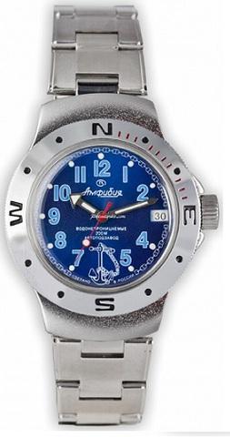 """Купить Наручные часы Восток """"Амфибия"""" 060382 по доступной цене"""