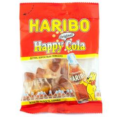 """Мармелад """"Haribo"""" Happy Cola жевательный, 70 г"""
