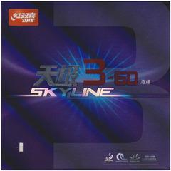 Накладка DHS Skyline 3-60 Soft