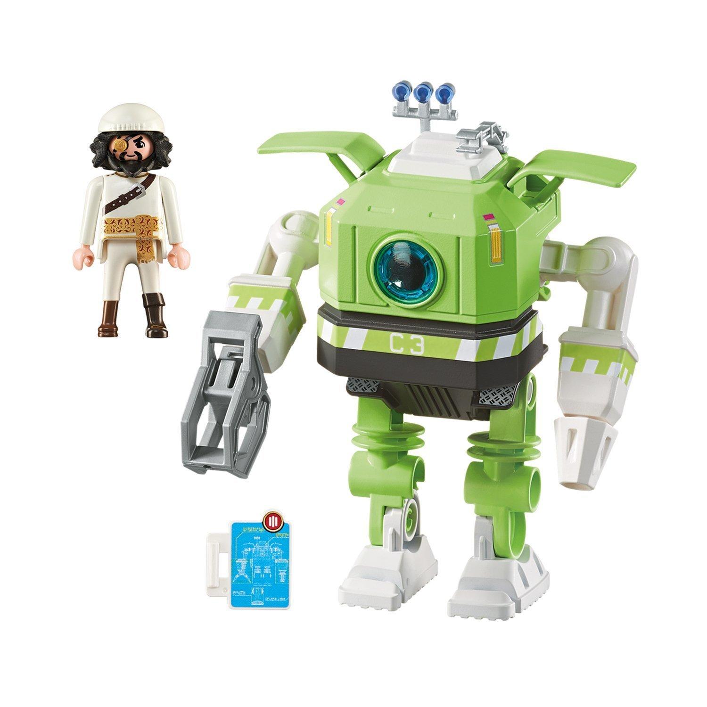 Конструктор Playmobil Супер4. Робот Клеано