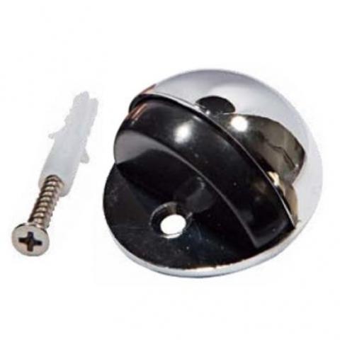 Фурнитура - Ограничитель Дверной  Arsenal C 802, цвет хром