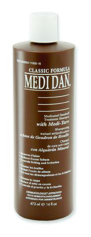 Сlubman Medicated Dandruff Treatment Шампунь против перхоти, 480 мл (L)