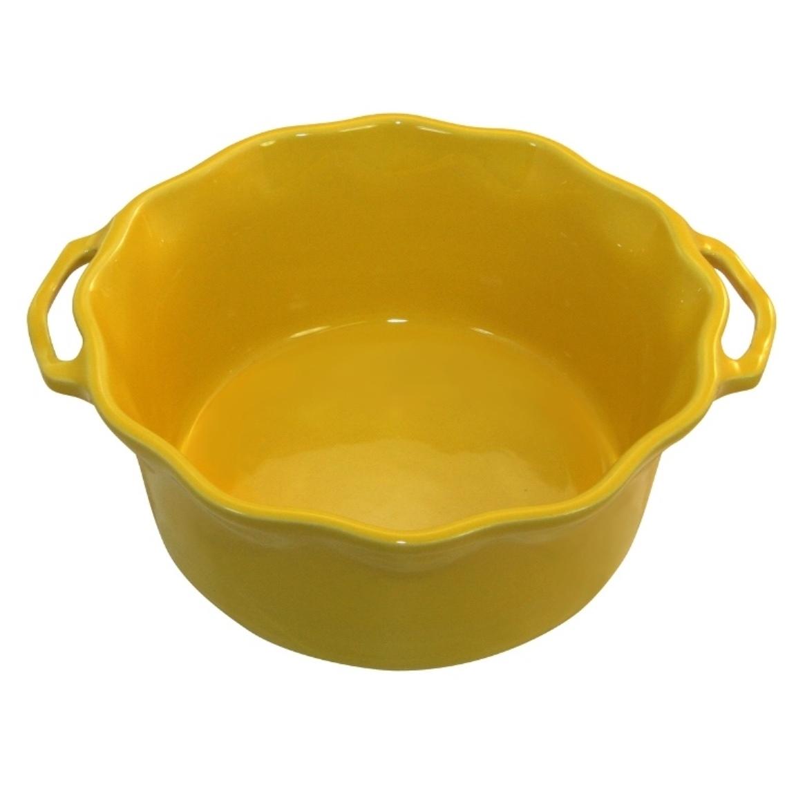 Форма для суфле 21 см Appolia Delices GRAPEFRUIT 113025077Формы для запекания (выпечки)<br>Форма для суфле 21 см Appolia Delices GRAPEFRUIT 113025077<br><br>Благодаря большому разнообразию изящных форм и широкой цветовой гамме, коллекция DELICES предлагает всевозможные варианты приготовления блюд для себя и гостей. Выбирайте цвета в соответствии с вашими желаниями и вашей кухне. Закругленные углы облегчают чистку. Легко использовать. Большие удобные ручки. Прочная жароустойчивая керамика экологична и изготавливается из высококачественной глины. Прочная глазурь устойчива к растрескиванию и сколам, не содержит свинца и кадмия. Глина обеспечивает медленный и равномерный нагрев, деликатное приготовление с сохранением всех питательных веществ и витаминов, а та же долго сохраняет тепло, что удобно при сервировке горячих блюд.<br>