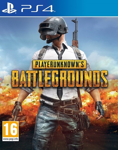 Sony PS4 PLAYERUNKNOWN'S BATTLEGROUNDS (русская версия)